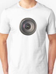 72mm canon camera len T-Shirt