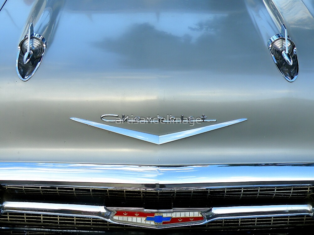 Chevrolet ~ Part Three by artisandelimage