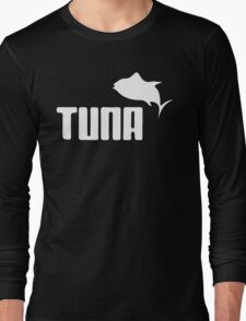 Tuna Ware Bluefin Fishing Sushi Funny Long Sleeve T-Shirt