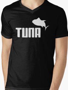 Tuna Ware Bluefin Fishing Sushi Funny Mens V-Neck T-Shirt
