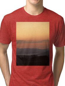 Orange Supreme - Donegal Ireland  Tri-blend T-Shirt