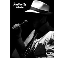 Portraits Calendar Cover Photographic Print