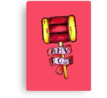 Amy Rose Canvas Print