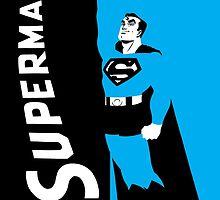 SUPERMAN by FLComics