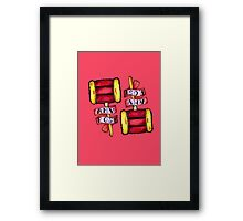 Amy Rose (v2) Framed Print