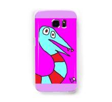 """Saturday Snake"" by Richard F. Yates Samsung Galaxy Case/Skin"