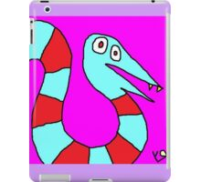 """Saturday Snake"" by Richard F. Yates iPad Case/Skin"