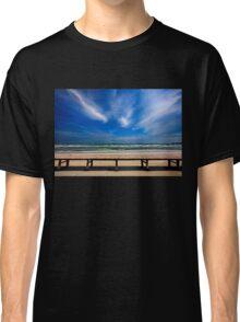 Keros beach - Lemnos island Classic T-Shirt