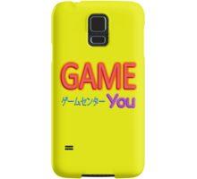 You Arcade Samsung Galaxy Case/Skin