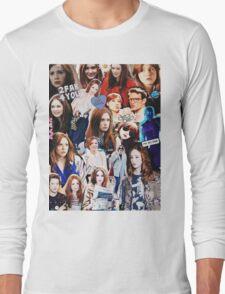 Karen Gillan Long Sleeve T-Shirt