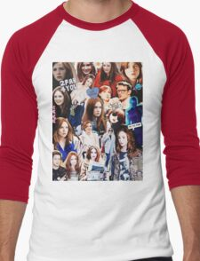 Karen Gillan Men's Baseball ¾ T-Shirt