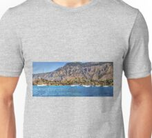 Yachts at Panormitis Unisex T-Shirt