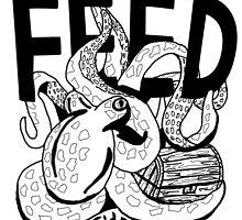 DO NOT FEED THE FEARS by AdamTillinghast