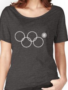 Sochi Rings Women's Relaxed Fit T-Shirt