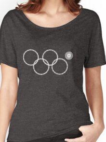 Sochi Rings Women's Relaxed Fit T-Shirt