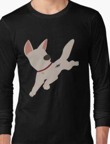 Bolt the super dog Long Sleeve T-Shirt