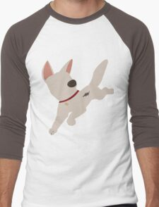 Bolt the super dog Men's Baseball ¾ T-Shirt