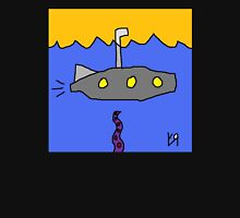 """""""A Submarine is Like an Underwater U.F.O. (to a Fish)"""" by Richard F. Yates Unisex T-Shirt"""