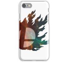 Smash Ball Nebula iPhone Case/Skin