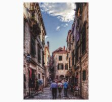 Exploring Dubrovnik One Piece - Short Sleeve