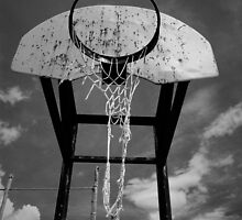 Hoop Dreams by Courtney  McCoy