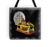 Time Machine by Pierre Blanchard Tote Bag