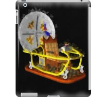 Time Machine by Pierre Blanchard iPad Case/Skin