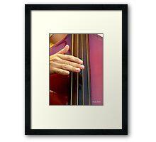 Red Hot Rockabilly Boogie Framed Print