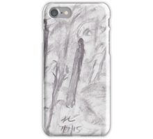 Fellowship of the trees iPhone Case/Skin