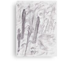 Fellowship of the trees Metal Print