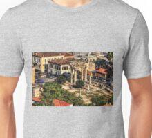 Gate of Athena Archegetis Unisex T-Shirt