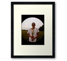 Gentleman. Framed Print