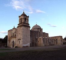 Old Spanish Mission by Shiva77