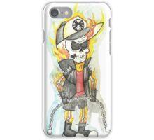 Dipper Rider 001 iPhone Case/Skin