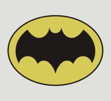 60s TV Bat by ianscott76