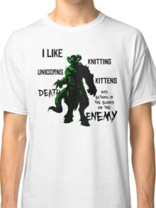 A Few Of My Favourite Things - Green Classic T-Shirt