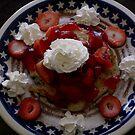 patriotic pancake by Michelle  Sogan