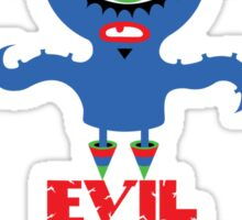 Evil Eye - two  Sticker