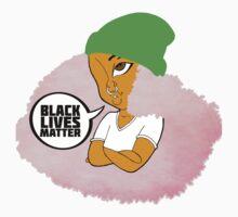 Blacks Lives Matter Comic  One Piece - Short Sleeve