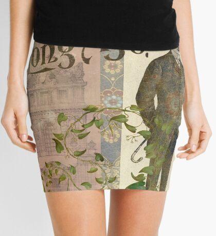 The Days of Long Ago Mini Skirt