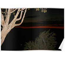 Grand Canyon Sunset - South Rim Poster