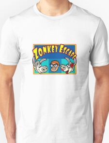 Zonkey Escape 3 heads  T-Shirt