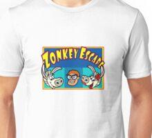 Zonkey Escape 3 heads  Unisex T-Shirt