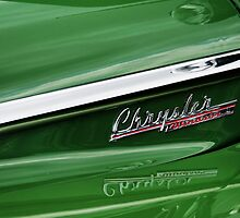 Green Chyrsler Windsor by buttonpresser