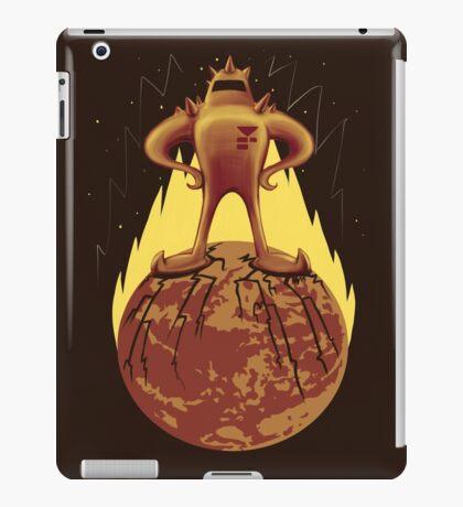 Starman Own Earth iPad Case/Skin