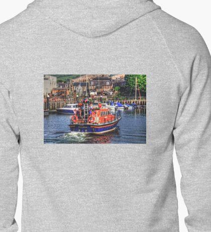 Girvan Lifeboat Zipped Hoodie
