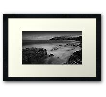 galleyhead mono-west cork Framed Print