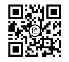 Mr. Robot cool QR code Photographic Print