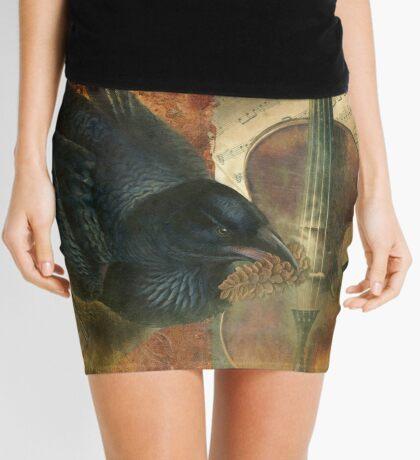 Nevermore Mini Skirt