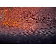 The Crimson Tide Photographic Print